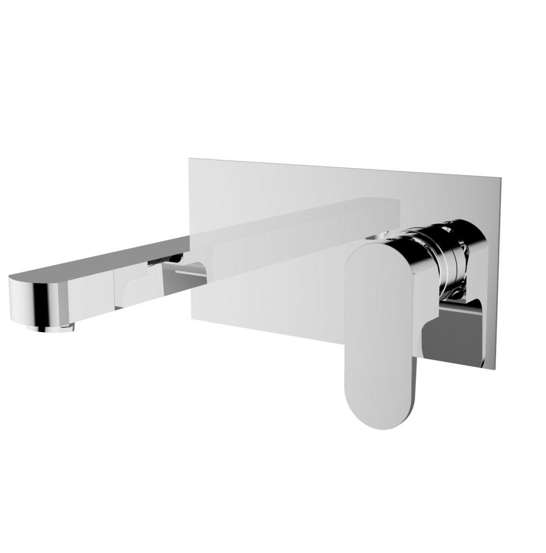 Вграден смесител за мивка Teorema Fonte 2