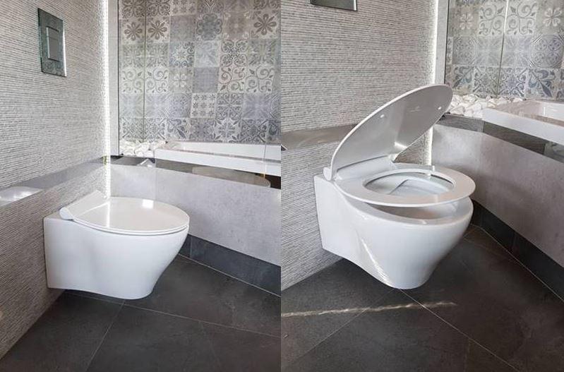 Конзолна тоалетна чиния